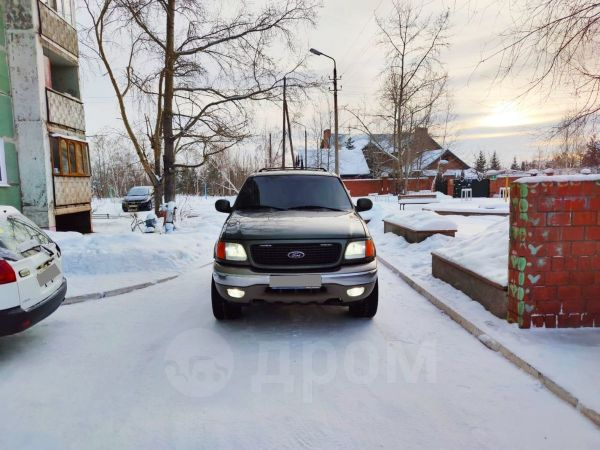 Ford Expedition, 2001 год, 850 000 руб.