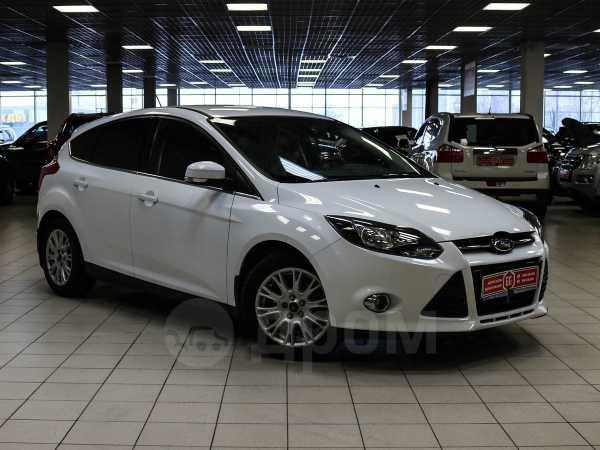Ford Focus, 2012 год, 554 900 руб.