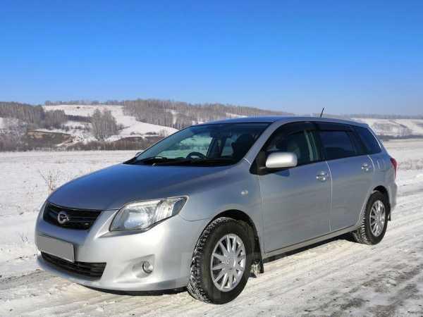 Toyota Corolla Fielder, 2011 год, 492 000 руб.