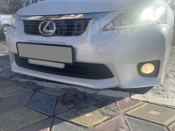 Lexus CT200h, 2012 год, 950 000 руб.