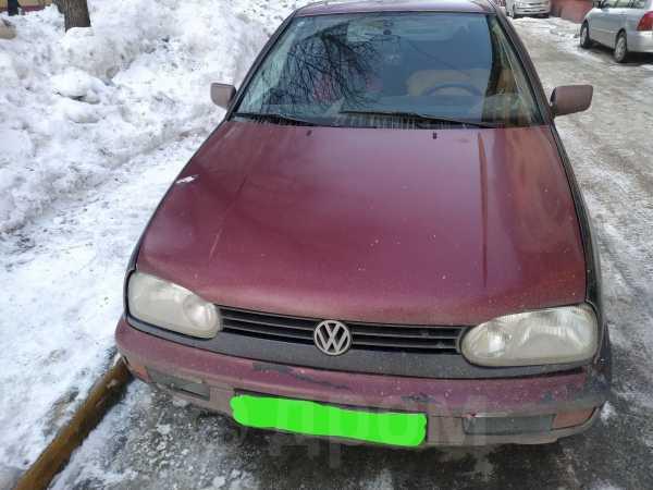 Volkswagen Golf, 1997 год, 110 000 руб.