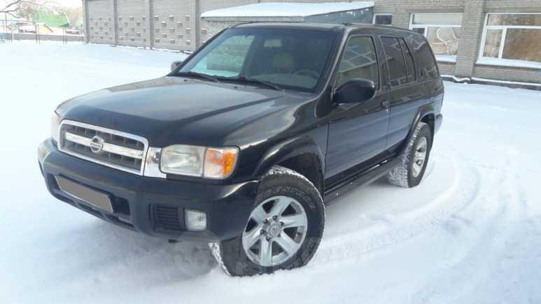 Nissan Pathfinder, 2002 год, 500 000 руб.