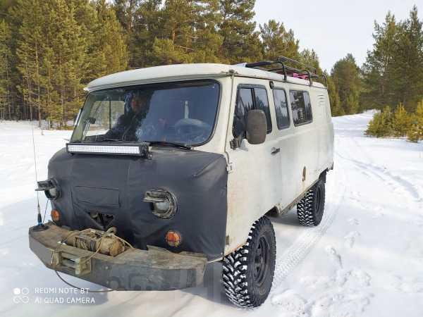 УАЗ Буханка, 2000 год, 375 000 руб.