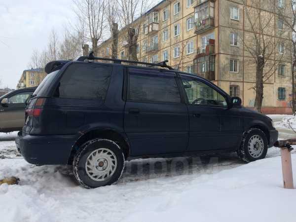 Mitsubishi Chariot, 1997 год, 70 000 руб.