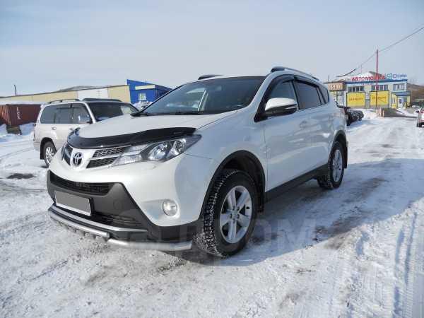Toyota RAV4, 2013 год, 1 490 000 руб.