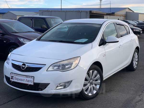 Opel Astra, 2012 год, 472 000 руб.