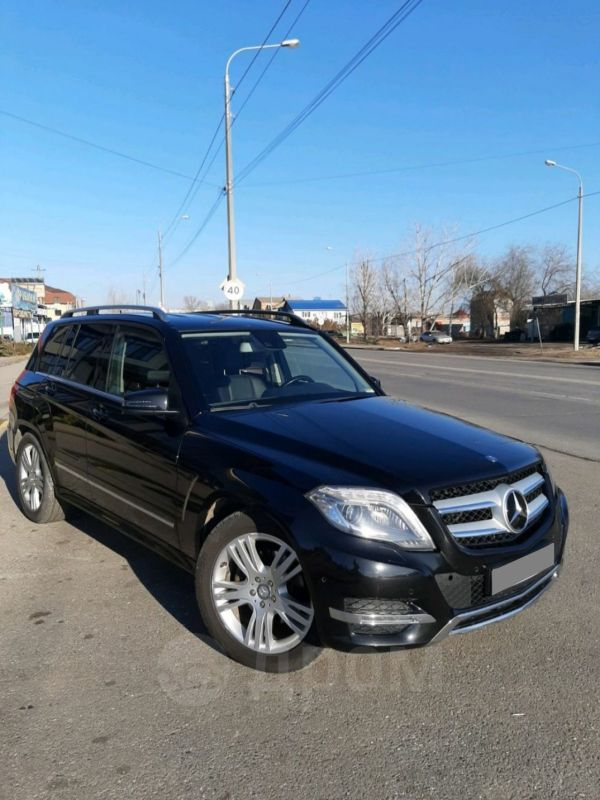 Mercedes-Benz GLK-Class, 2013 год, 1 230 000 руб.