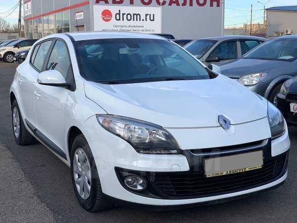 Renault Megane, 2014 год, 457 000 руб.