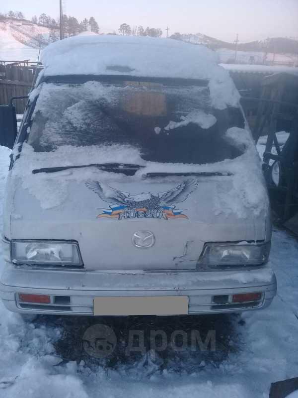 Mazda Bongo, 1990 год, 50 000 руб.