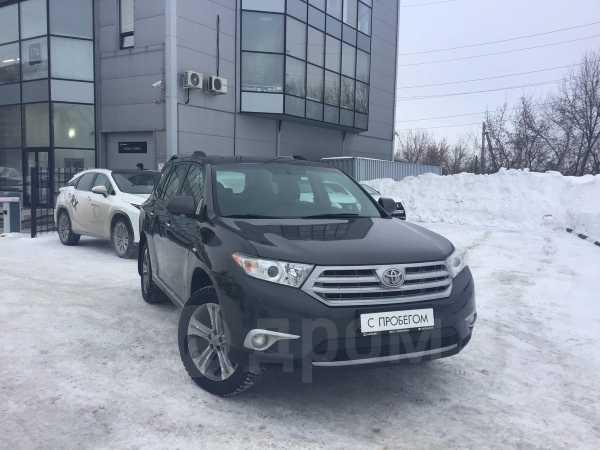 Toyota Highlander, 2011 год, 1 095 000 руб.
