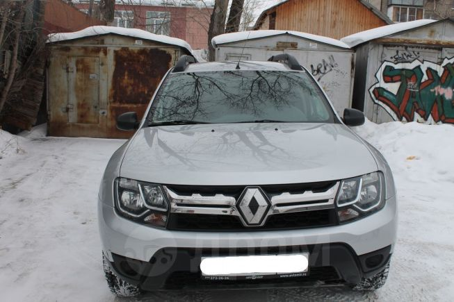 Renault Duster, 2015 год, 665 000 руб.