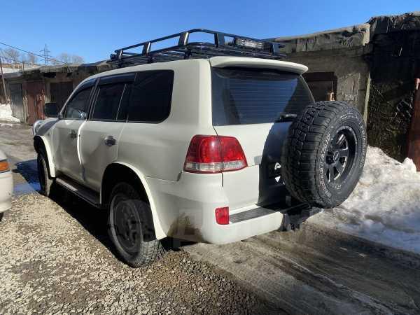 Toyota Land Cruiser, 2009 год, 3 300 000 руб.