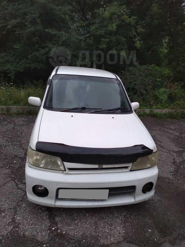 Nissan Cube, 1999 год, 90 000 руб.