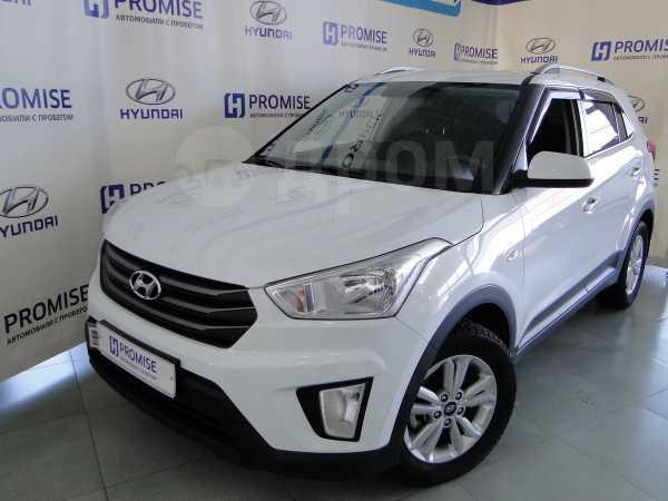Hyundai Creta, 2016 год, 785 000 руб.