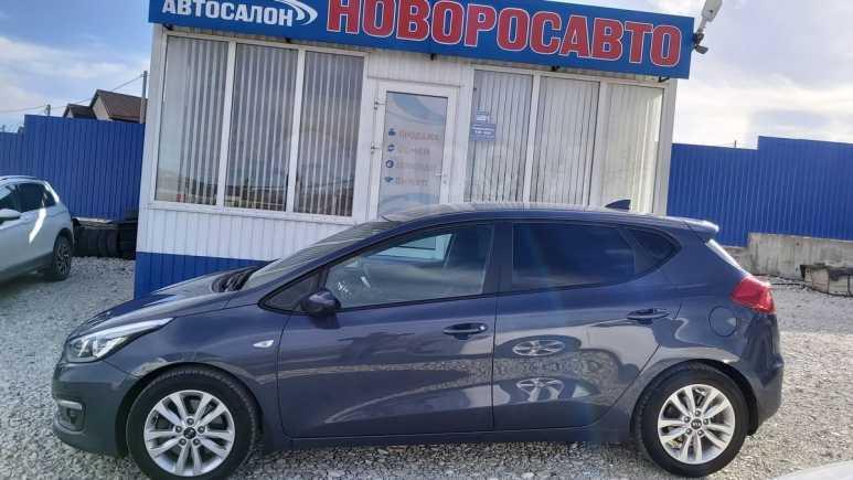 Kia Ceed, 2017 год, 857 000 руб.