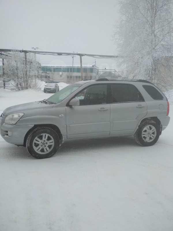 Kia Sportage, 2007 год, 557 000 руб.