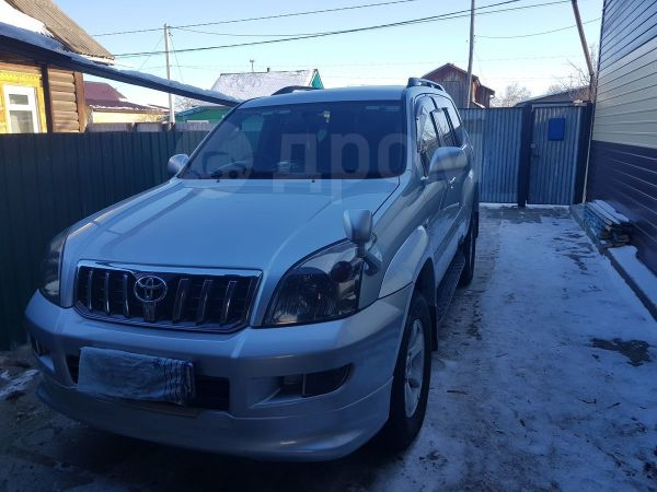 Toyota Land Cruiser Prado, 2002 год, 1 070 000 руб.