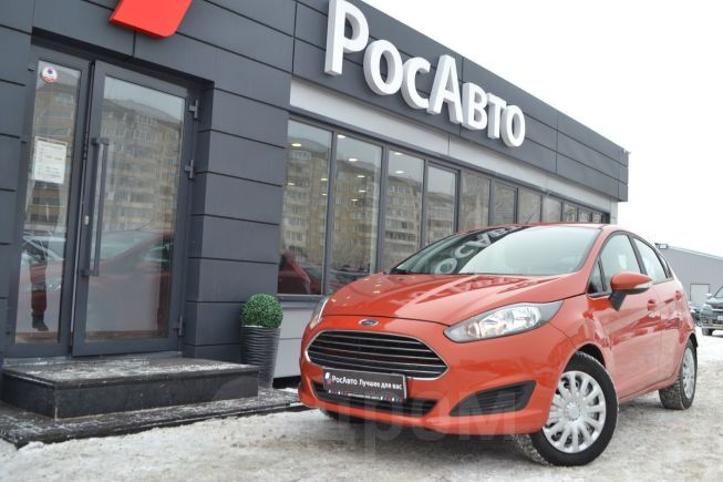 Ford Fiesta, 2015 год, 540 000 руб.