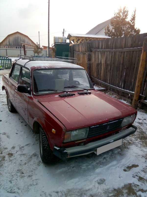 Лада 2105, 1993 год, 65 000 руб.
