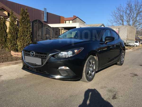 Mazda Mazda3, 2014 год, 555 000 руб.