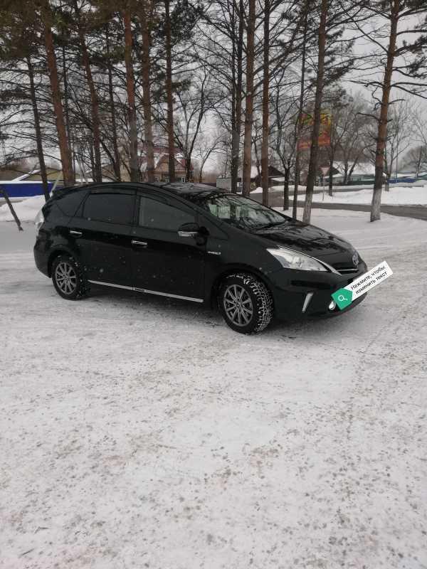 Toyota Prius a, 2013 год, 910 000 руб.