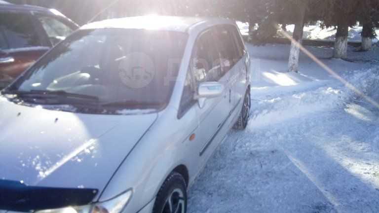 Mazda Premacy, 2000 год, 300 000 руб.