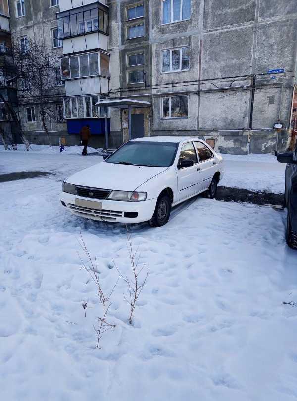 Nissan Sunny, 1996 год, 69 000 руб.