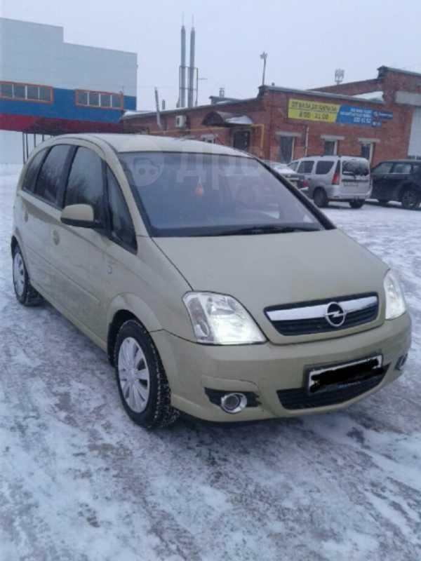 Opel Meriva, 2007 год, 325 000 руб.