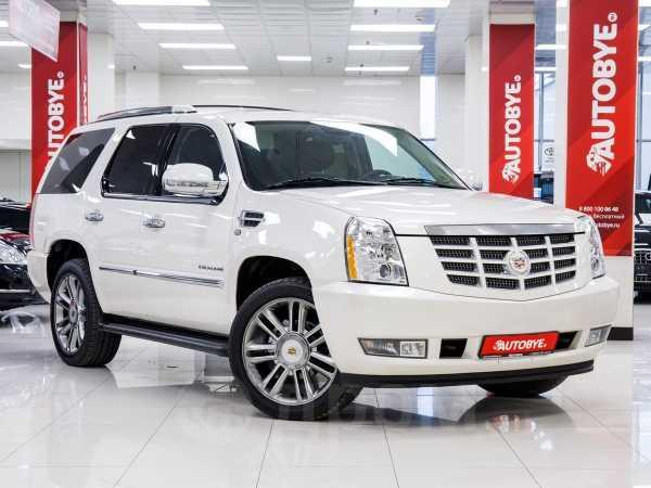 Cadillac Escalade, 2011 год, 1 340 000 руб.