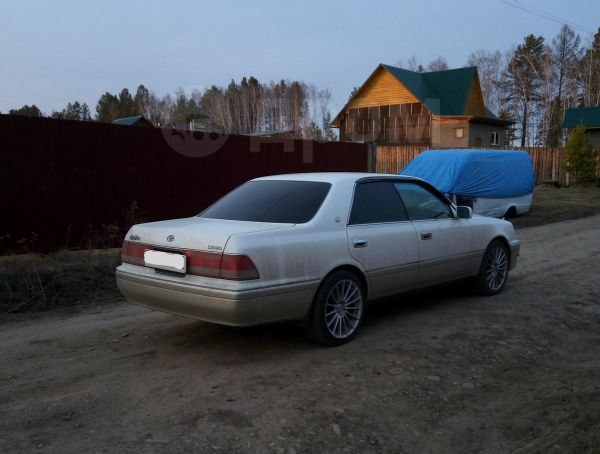 Toyota Crown, 1997 год, 340 000 руб.