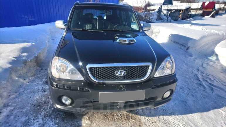 Hyundai Terracan, 2003 год, 360 000 руб.