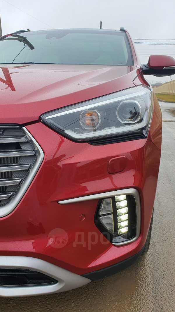 Hyundai Grand Santa Fe, 2017 год, 2 000 000 руб.