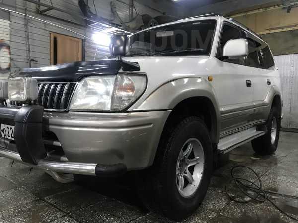 Toyota Land Cruiser Prado, 1998 год, 625 000 руб.