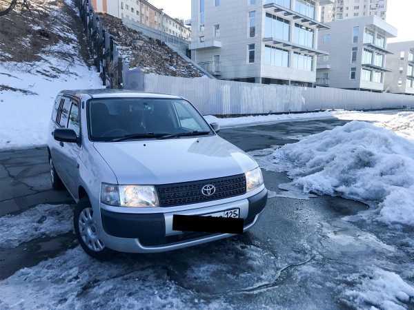 Toyota Probox, 2012 год, 505 000 руб.