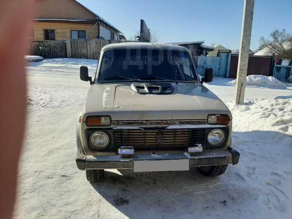 Лада 4x4 2121 Нива, 1985 год, 110 000 руб.