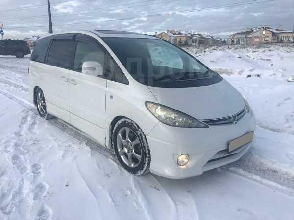 Toyota Estima Emina, 2005 год, 455 000 руб.