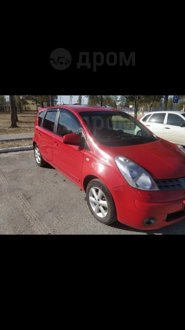 Nissan Note, 2008 год, 395 000 руб.