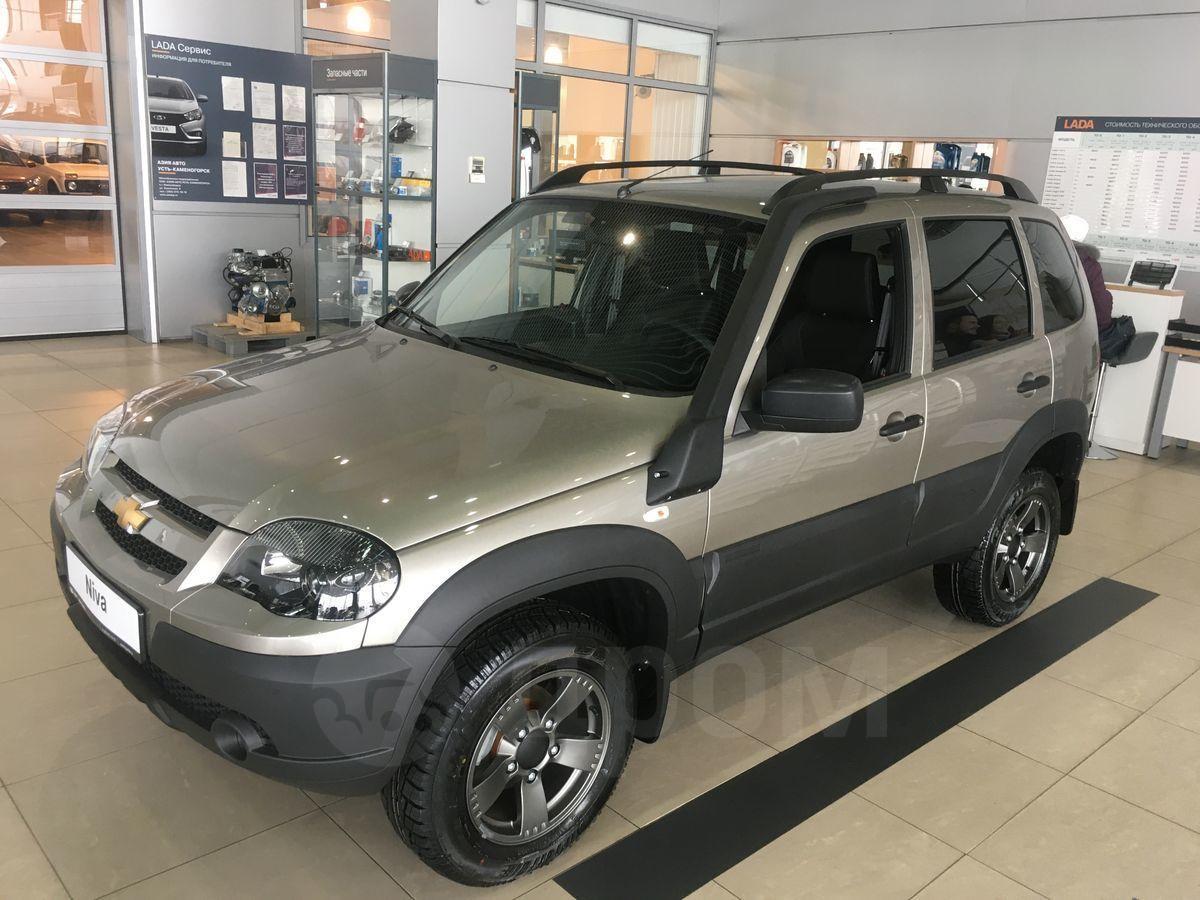 Купить авто chevrolet niva 2020 в Новосибирске, Срок