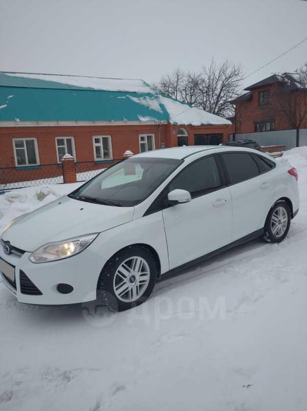 Ford Focus, 2013 год, 334 000 руб.
