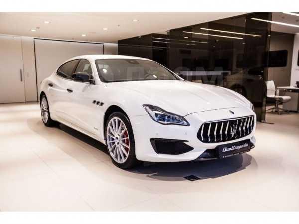 Maserati Quattroporte, 2018 год, 11 872 706 руб.
