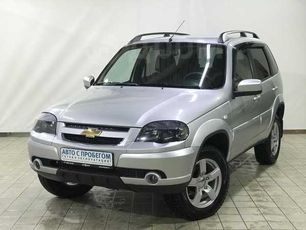 Chevrolet Niva, 2017 год, 561 000 руб.