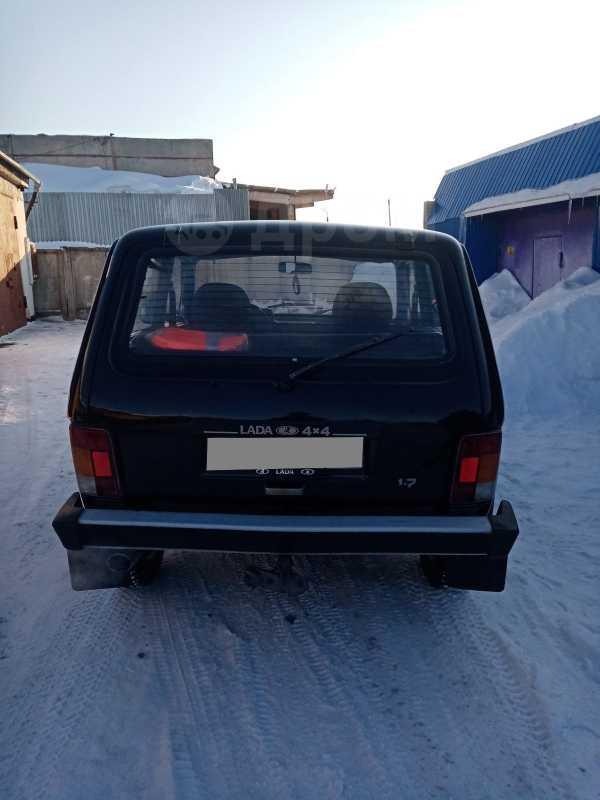 Лада 4x4 2121 Нива, 1995 год, 155 000 руб.