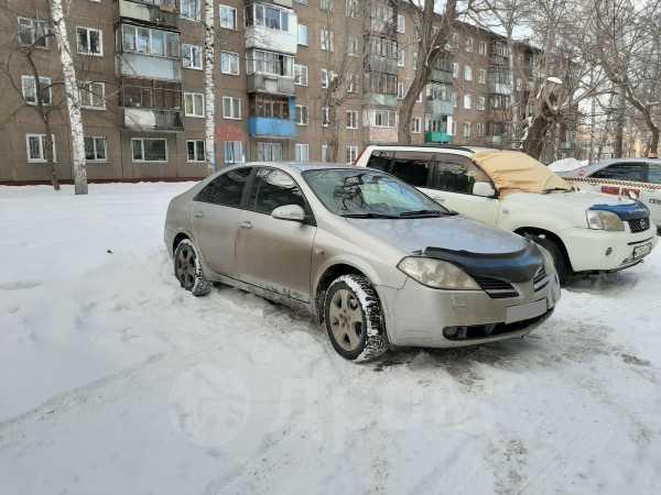 Nissan Primera, 2004 год, 320 000 руб.