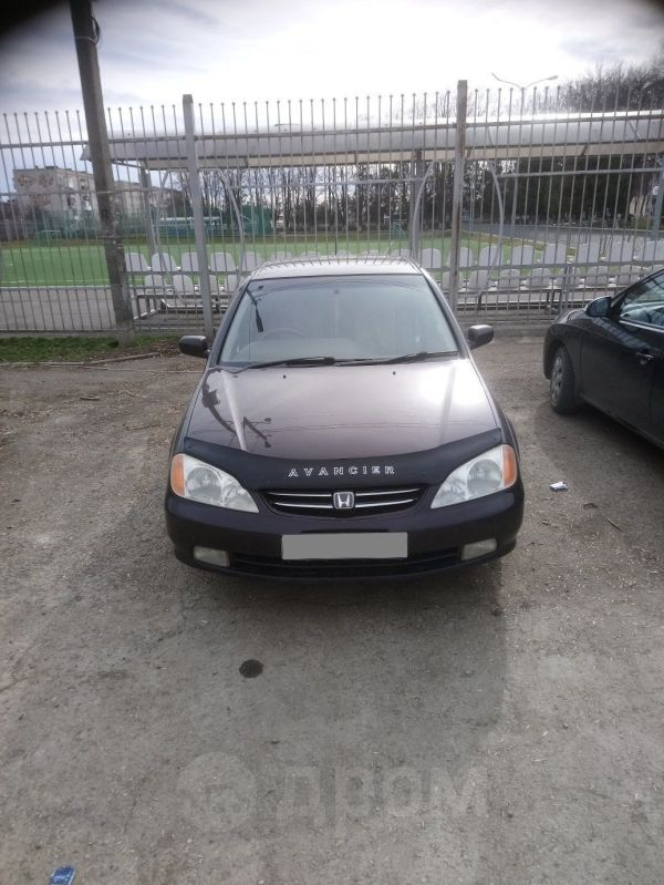 Honda Avancier, 2000 год, 313 000 руб.