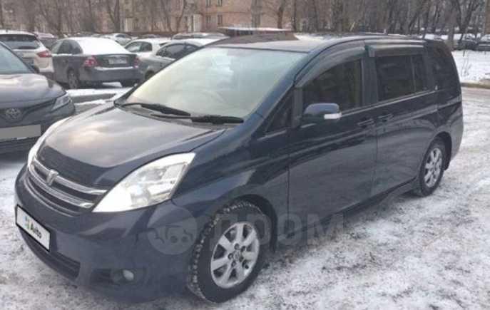 Toyota Isis, 2007 год, 510 000 руб.