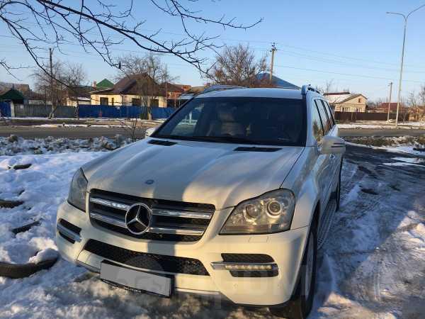 Mercedes-Benz GL-Class, 2011 год, 950 000 руб.