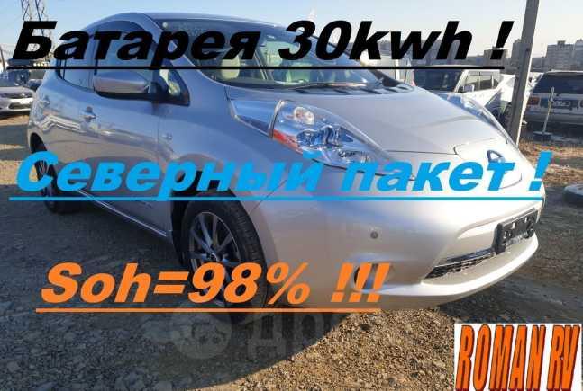 Nissan Leaf, 2017 год, 1 000 000 руб.