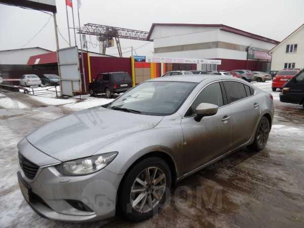 Mazda Mazda6, 2017 год, 1 200 000 руб.
