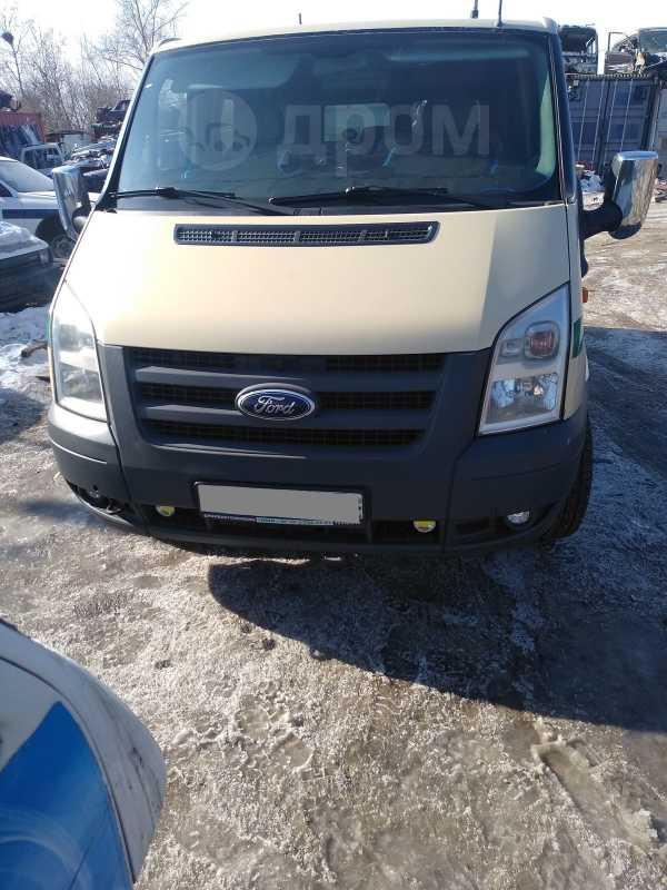 Ford Tourneo Custom, 2010 год, 680 000 руб.
