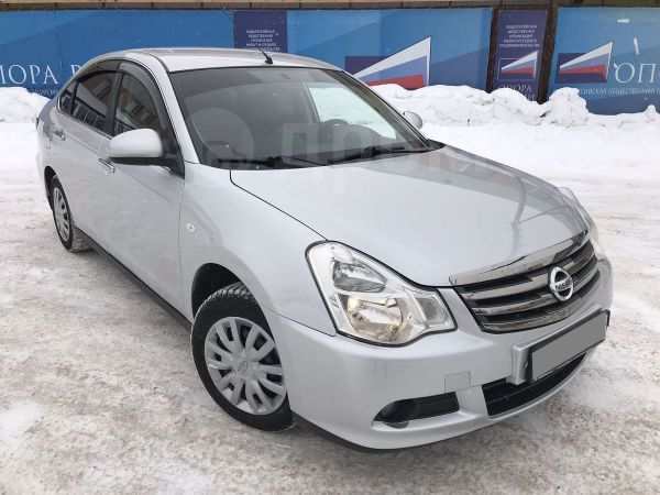 Nissan Almera, 2018 год, 395 000 руб.
